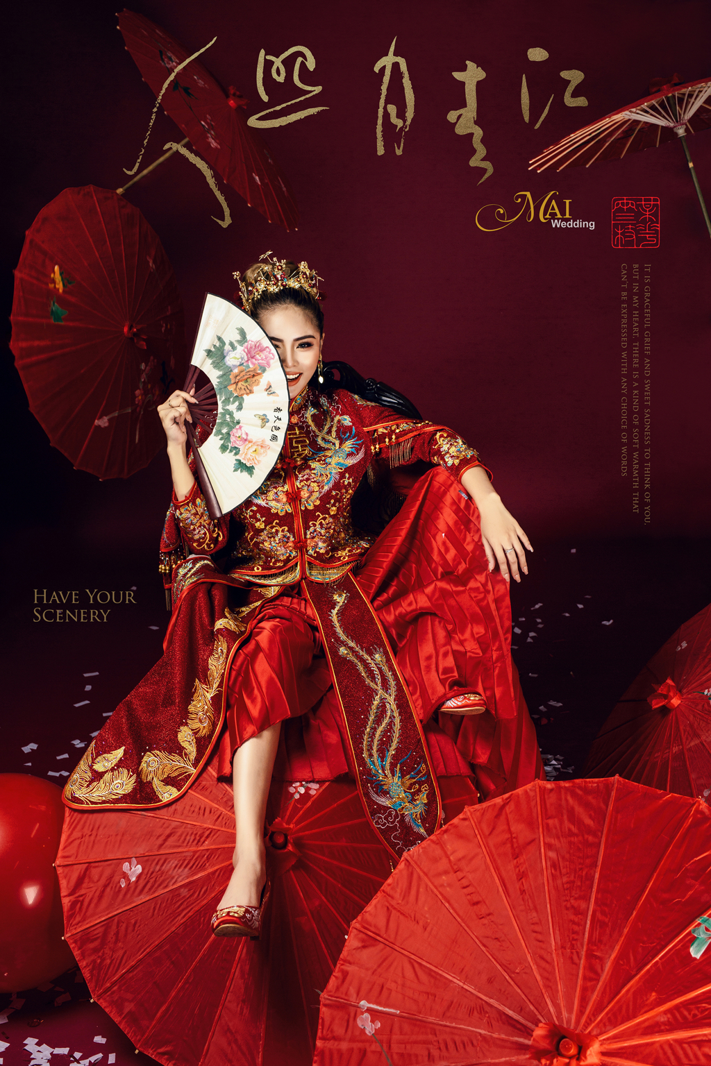Gorgeous Red Concept - a27