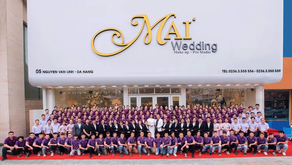 Mai Wedding - Professional Wedding in Da Nang city - chup hinh cuoi da nang mai wedding 6